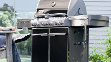weber summit series grill