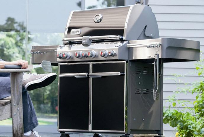 weber summit series grill